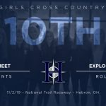 Girls Cross Country finishes 10th at State Meet