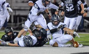 Images From Hudson Football @ Massillion Perry