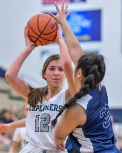 Images From Hudson Girls Basketballs Battle With West Geauga