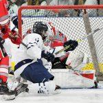 Varsity Hockey falls to Mentor