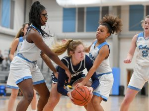 Images for Girls JV and Varsity Basketball vs Willoughby South