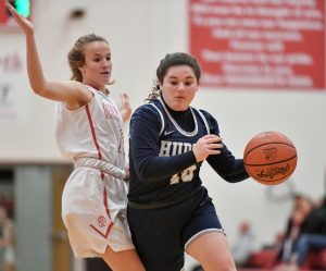 Images From Hudson Girls Basketball @ Wadsworth