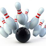 Boys Bowling turns in big score, but falls to Roosevelt