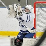 Images From Hudson Hockey's 5-1 Win Over Kent