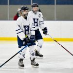 Ice Hockey falls to Amherst Steele in OT