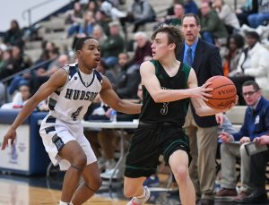 Images From Hudson Boys Basketball vs Nordonia