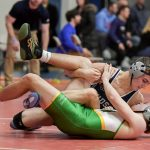 Wrestling finishes 10th at North Coast Classic