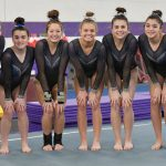Images From Hudson Gymnastics Season Opener