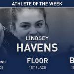 Lindsey Havens – Athlete of the Week