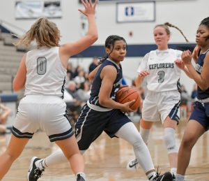 Images From Hudson Girls Basketball vs Twinsburg