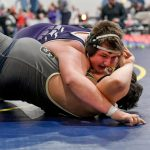 Wrestling finishes 11th at Suburban League Championships