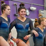 Gymnastics finishes 2nd at Strongsville