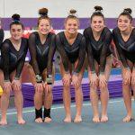 Gymnastics finishes 2nd at 7-team Season Opener