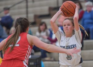 Images From Hudson Girls Basketball vs Wadsworth
