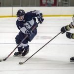 Ice Hockey beats Benedictine