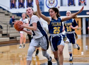 Images From Hudson Girls Basketball vs Tallmadge