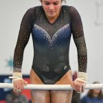 Gymnastics finishes 4th place at McGee Invitational