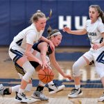 Girls Basketball beats Tallmadge