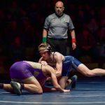 Wrestling falls to North Royalton