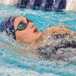 Girls Swimming and Diving defeats Cuyahoga Falls