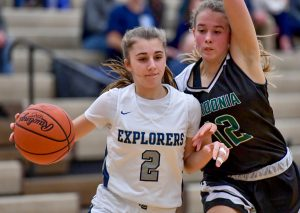 Images From Hudson Girls Basketball vs Nordonia