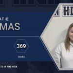 Katie Titmas – Athlete of the Week