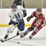 Images From Hudson Hockey Vs. Rocky River