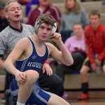 Wrestling falls to Stow