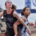Images From Hudson Girls Basketball vs Chagrin Falls - Senior Night