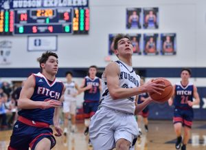 Images From Hudson Boys Basketball vs Austintown Fitch