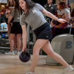 Girls Bowling finishes 8th at Suburban League Post-Season Tournament