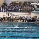 Boys Swimming & Diving claim Sectional Title