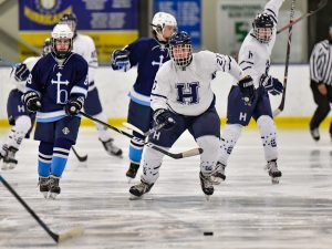 Images From Hudson Hockey vs Benedictine – Barons Cup