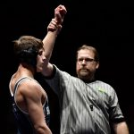Wrestling falls to Jackson