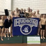Boys Swim & Dive finishes 2nd at OHSAA District Meet