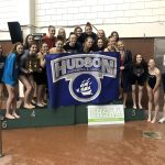 Girls Swim Team Wins District Title!