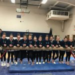 Gymnastics Bests the 23-team field to Win Sectional Title!