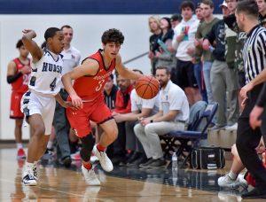 Images Hudson Boys Basketball vs Kent
