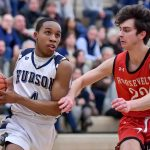 Boys Basketball defeats Roosevelt; Earns Ninth Straight Win