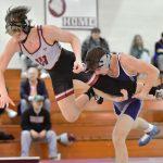 Grapplers defeat Woodridge in Dual