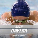 Seth Baylor – Athlete of the Week