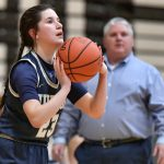 Girls Basketball falls to Warren G Harding in Sectional Final
