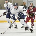 Ice Hockey beats Mayfield to advance in Tournament