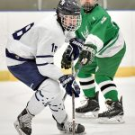 Images From Hudson Hockey vs Mayfield