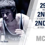 Aidan McStay – Athlete of the Week