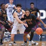 Images from Hudson Boys Basketball vs John Adams