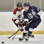 Images From Hudson Hockey vs University Schools