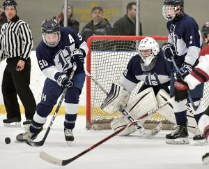 Images From Hudson Hockey vs University Schools