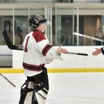 Ice Hockey falls to University School
