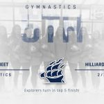 Gymnastics Earns 5th place at State Meet